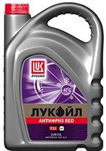 Technical liquids - Lukoil G12 Red ANTIFREEZE
