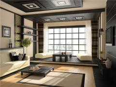 Billiard room interior to order
