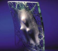 Бронированное стекло, пуленепробиваемое стекло