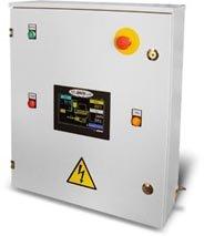 Case of management steam and Topaz-215 boiler