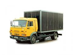 Автофургон изотермический 47415Е (шасси КАМАЗ-4308