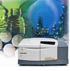 IK-Fourier Varian 660-IR spectrometer