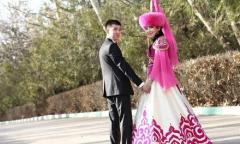 Свадебные платья в национальном стиле