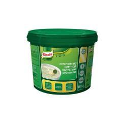 Суп-пюре из цветной капусты и брокколи Knorr