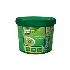 Knorr spinach cream soup