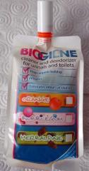 Освежающая таблетка для бачка унитаза Мави Су