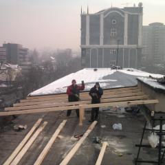 Dach dwuspadowy
