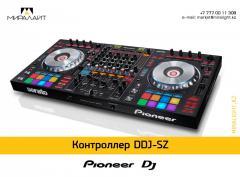 Продам диджей контроллер Pioneer DDJ-SZ
