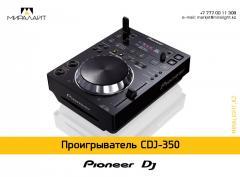 DJ проигрыватель CD-дисков Pioneer CDJ-350