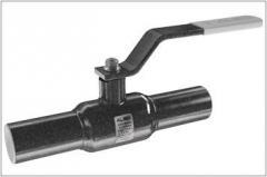 Шаровый кран стальной сварной DN 125 мм. в Астане