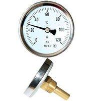 The thermometer bimetallic in Kazakhstan