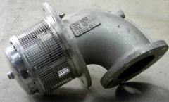 The ground F100 valve of Zening with