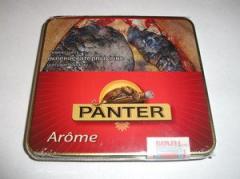 Adzhio Panter's cigarillos in Are