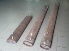 USKN Uglesteklokeramichesky heater