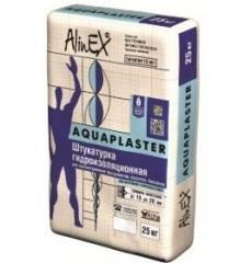 Waterproofing cement mix Alinex Aquaplaster 25 of