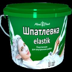 Шпатлевка Alina Paint Elastik 1кг