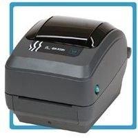 Принтер этикеток Zebra GK420t, rs232, USB, LPT