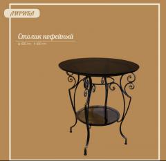 Стол кофейный 650*650