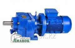 Цилиндрические мотор — редукторы