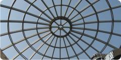 Зенитные фонари, купола