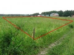 Land plots
