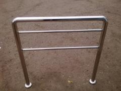 Tourniquet rectangular of stainless steel