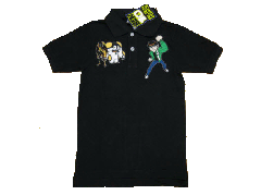 Polo Cartoon Network BEN 10 shir