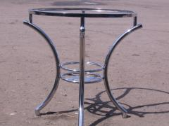 Legs for a table from stainless steel