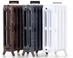 Pig-iron radiators