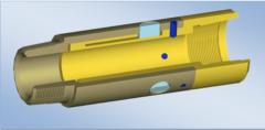 Device of posektsionny removal