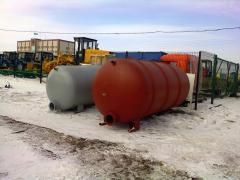 KO-503 tank (barrel 3,75 cubic)