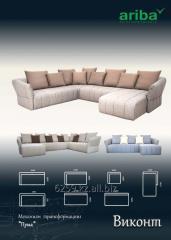 Модульный диван Виконт