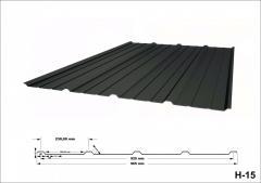 Profile de acoperișuri