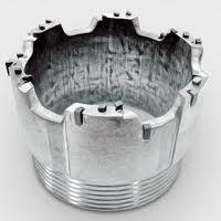 Drill hard-alloy bits