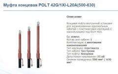 Coupling end POLT 42G/1XI-L20A (500-630)