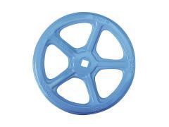 Steering wheel for gates, latches (ELYPSO, E2,