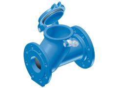 The backpressure spherical valve with free