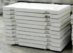 Плиты дорожные для постоянных и временных покрытий