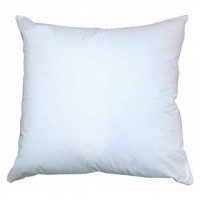 Wadded pillow of 70х70 cm