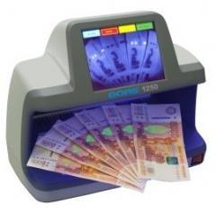 Детектор банкнот Dors 1250