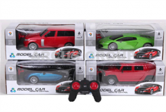 Cars on r / at scale 1:16. 4 models