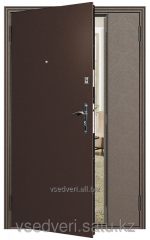 Doors entrance MEGA 734