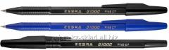 V-1000 ball pen, (0,7mm) black and blue ink