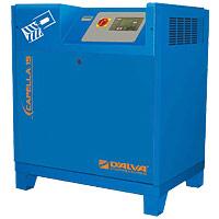 Installations compressor screw FLEX, Installations