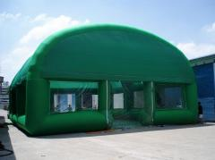 Tents are inflatable, Pavilions inflatable, Tents
