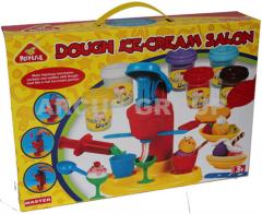 Plasticine in Happy dough box frozen