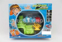 Nano рыбки с набором для аквариума. Упаковка: