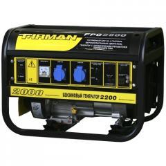 Бензиновый мини генератор 2 кВт FIRMAN FPG...