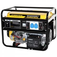 Бензиновый генератор FIRMAN SPG8500E2