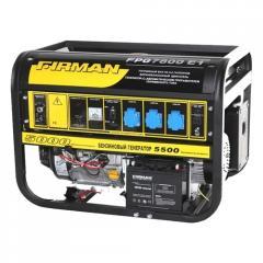 Бензиновый генератор FPG7800E1+ATS